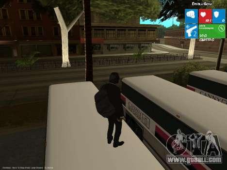 The bank robber for GTA San Andreas third screenshot