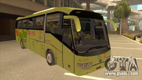 Higer KLQ6129QE - Super Five Transport S 023 for GTA San Andreas left view