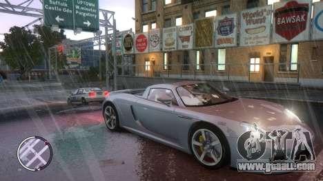 iCEnhancer Natural Tweak II for GTA 4