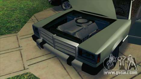 Feltzer C107 coupe for GTA San Andreas back view