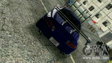 Mitsubishi FTO for GTA Vice City inner view