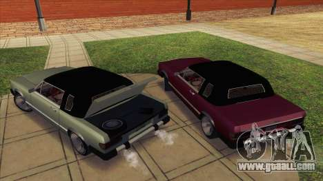 Feltzer C107 coupe for GTA San Andreas right view