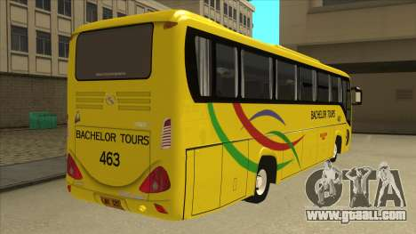 Kinglong XMQ6126Y - Bachelor Tours 463 for GTA San Andreas right view
