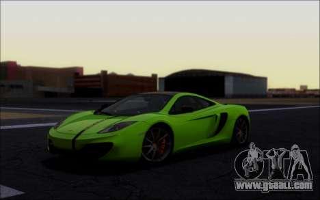 FF TG ICY ENB V2.0 for GTA San Andreas third screenshot