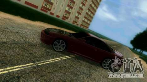 Nissan Silvia S14 Light Tuning for GTA Vice City upper view