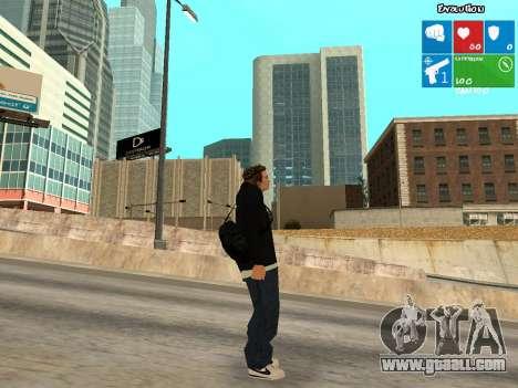 New KentPaul for GTA San Andreas second screenshot