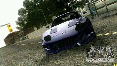 Mitsubishi FTO for GTA Vice City side view