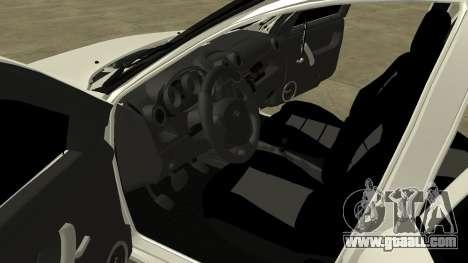 Lada Grant for GTA San Andreas inner view