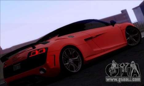 FF TG ICY ENB V1.0 for GTA San Andreas third screenshot