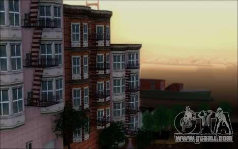 FF TG ICY ENB V2.0 for GTA San Andreas