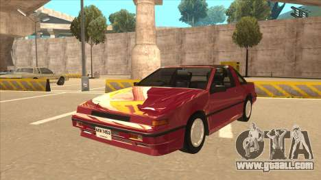 Nissan EXA L.A. Version for GTA San Andreas