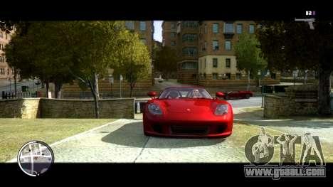 iCEnhancer Natural Tweak II for GTA 4 fifth screenshot