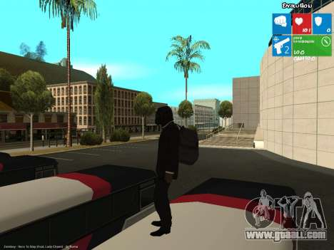The bank robber for GTA San Andreas second screenshot