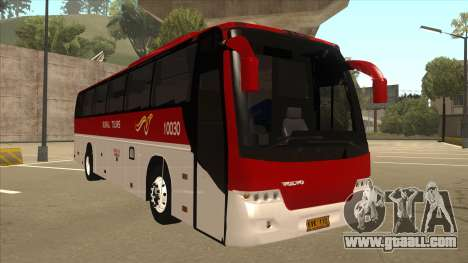Rural Tours 10030 for GTA San Andreas left view