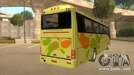 Higer KLQ6129QE - Super Five Transport S 023 for GTA San Andreas right view