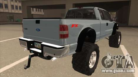 Ford F-150 EXT Off Road 2007 for GTA San Andreas right view