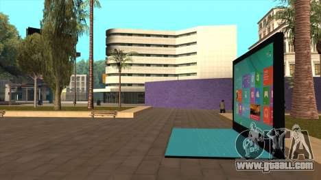 Giant Surface 2 from London for GTA San Andreas second screenshot