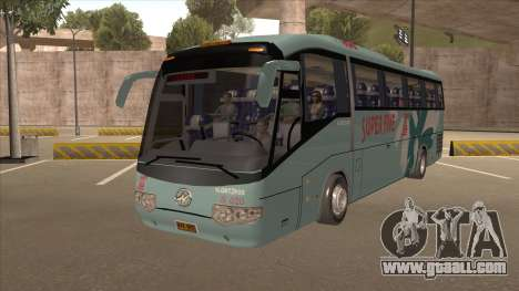 Higer KLQ6129QE - Super Fice Transport S 020 for GTA San Andreas