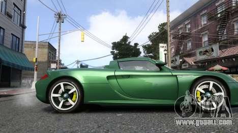iCEnhancer Natural Tweak II for GTA 4 seventh screenshot