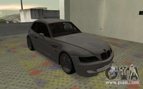 BMW Z3 M Power 2002 for GTA San Andreas left view