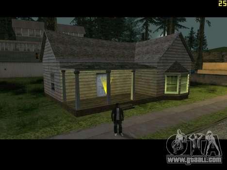 Interactive telephone for GTA San Andreas third screenshot