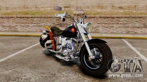 Harley-Davidson for GTA 4