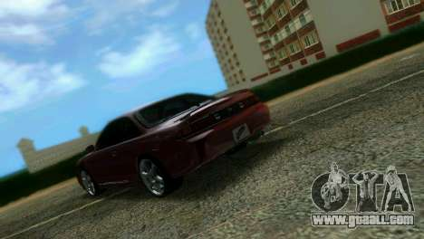 Nissan Silvia S14 Light Tuning for GTA Vice City side view