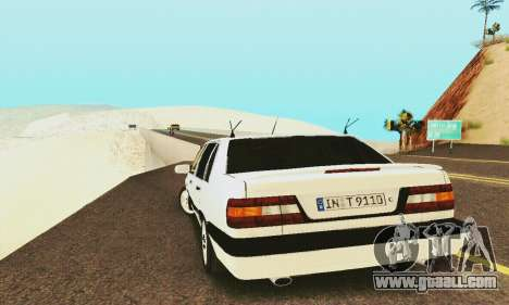 Volvo 850 for GTA San Andreas right view
