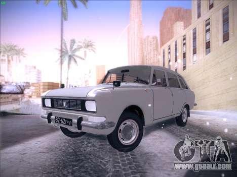 IZH 21251 for GTA San Andreas