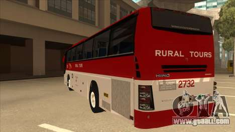Rural Tours 2732 for GTA San Andreas back view