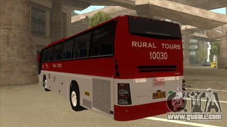 Rural Tours 10030 for GTA San Andreas back view