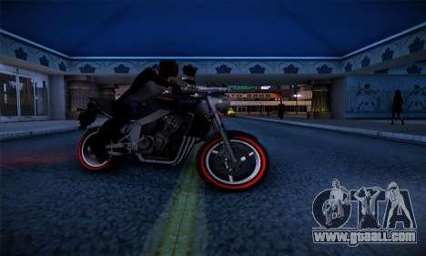 Ducati FCR900 2013 for GTA San Andreas