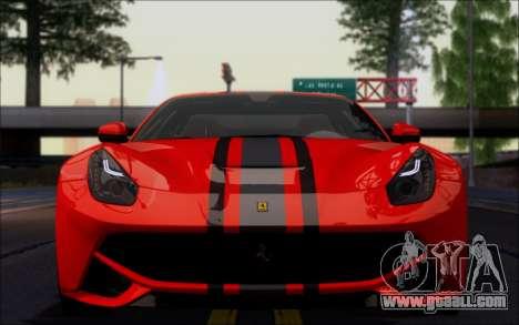 FF TG ICY ENB V2.0 for GTA San Andreas fifth screenshot