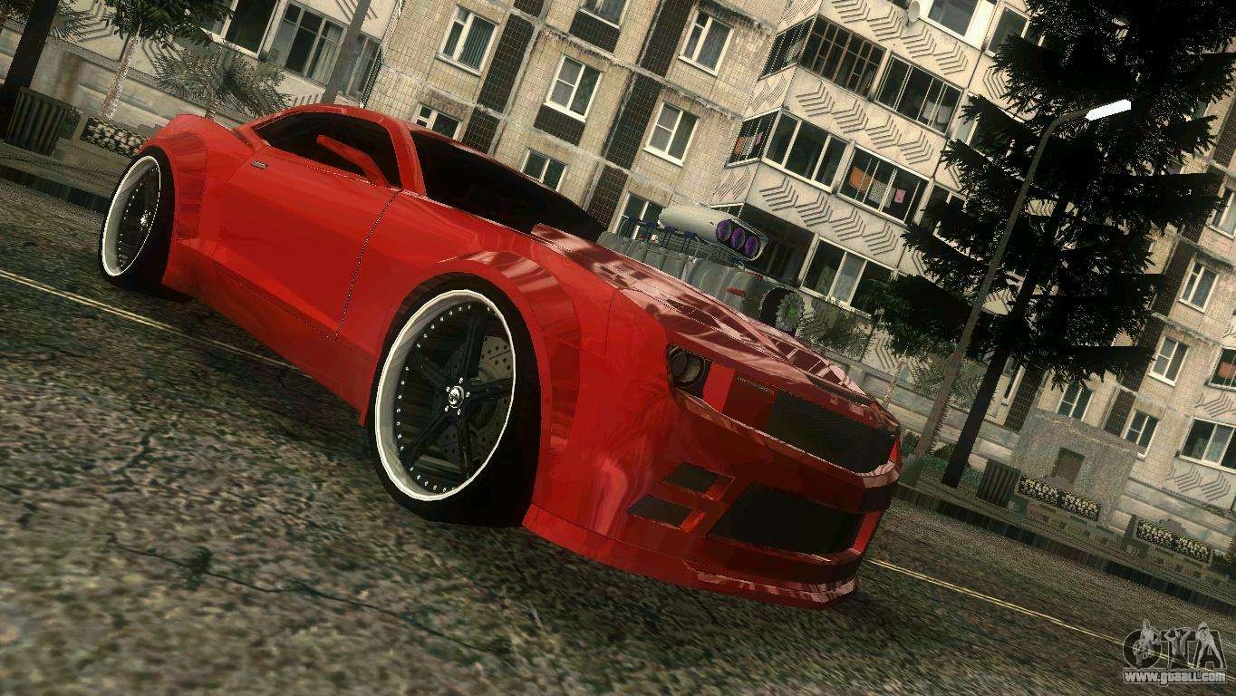 chevrolet camaro jr tuning for gta vice city. Black Bedroom Furniture Sets. Home Design Ideas