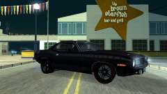 Plymouth Hemi Cuda 440 for GTA San Andreas