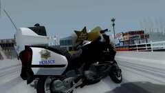 BMW K1200LT Police for GTA San Andreas