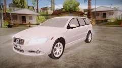 Volvo V70 Unmarked Police for GTA San Andreas