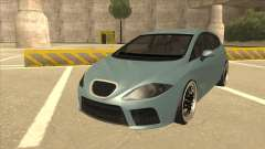 Seat Leon Clean Tuning for GTA San Andreas