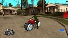 Tadpole Motorcycle