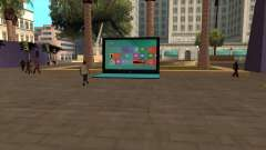Giant Surface 2 from London for GTA San Andreas