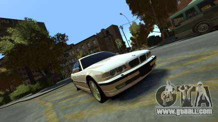 BMW 750iL for GTA 4