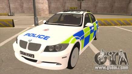 European Emergency BMW 330 for GTA San Andreas