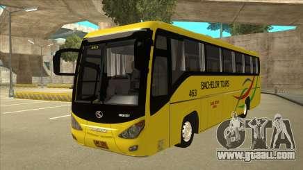 Kinglong XMQ6126Y - Bachelor Tours 463 for GTA San Andreas