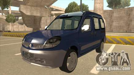 RENAULT KANGOO v2 for GTA San Andreas