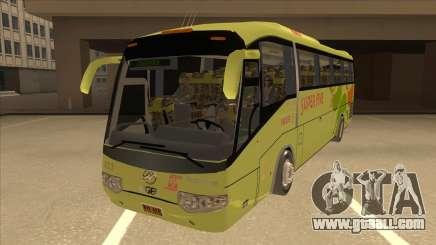 Higer KLQ6129QE - Super Five Transport S 023 for GTA San Andreas