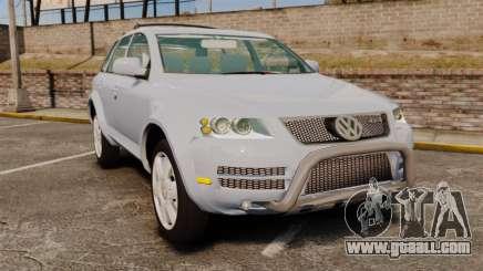 Volkswagen Touareg 2002 for GTA 4