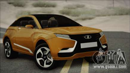 Lada X-Ray for GTA San Andreas