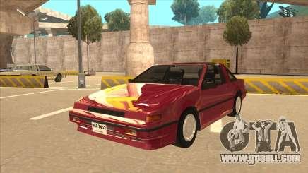Nissan EXA L.A. Version for GTA San Andreas