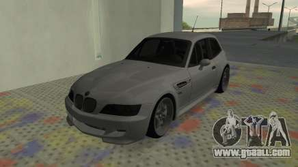 BMW Z3 M Power 2002 for GTA San Andreas