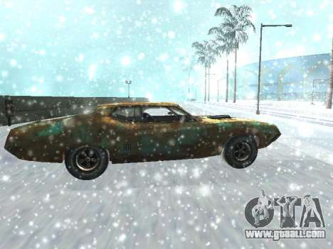 Ford Torino Rusty for GTA San Andreas left view